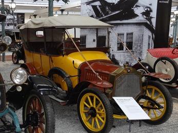 2017.08.24-100.2 De Dion-Bouton Coupé Chauffeur Type DX 1912