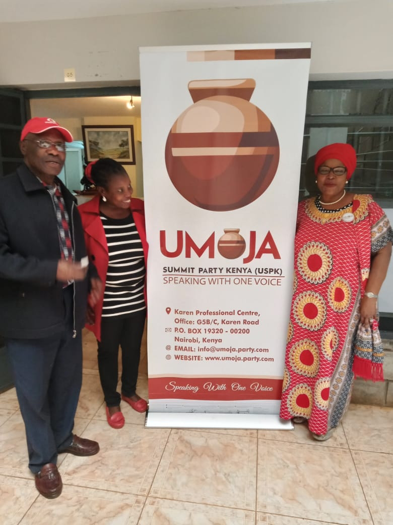 USPK office opened in Nairobi, Along Karen road. PHOTO | Original