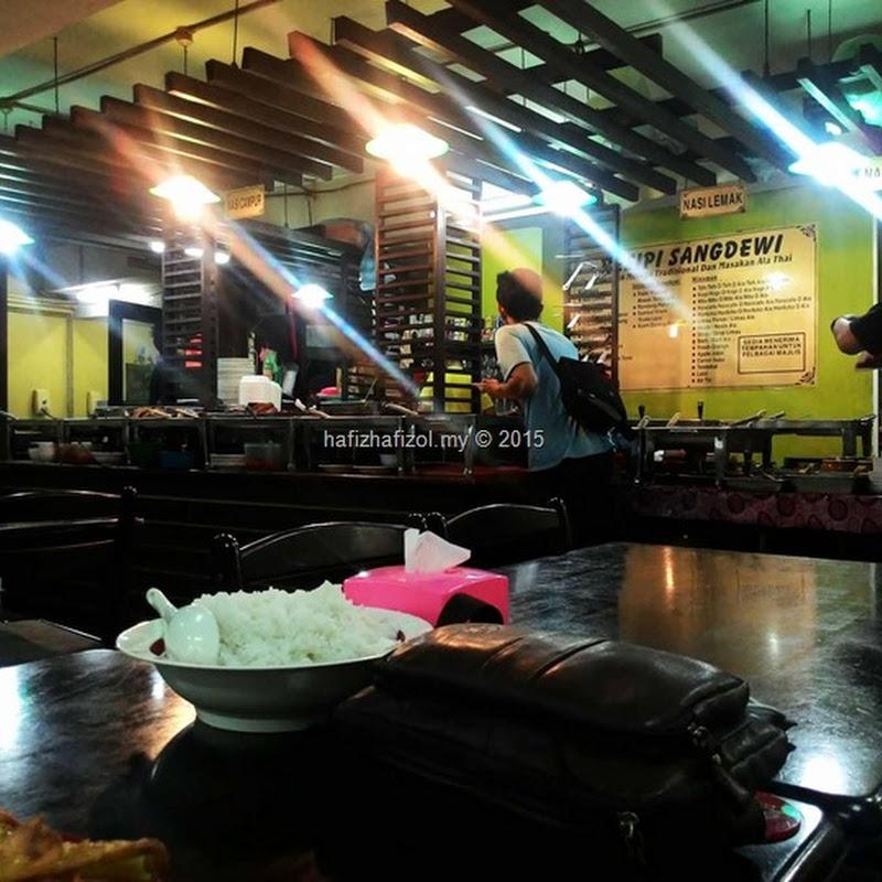 Tempat Makan BEST di Cheras,KL-Resepi Sangdewi
