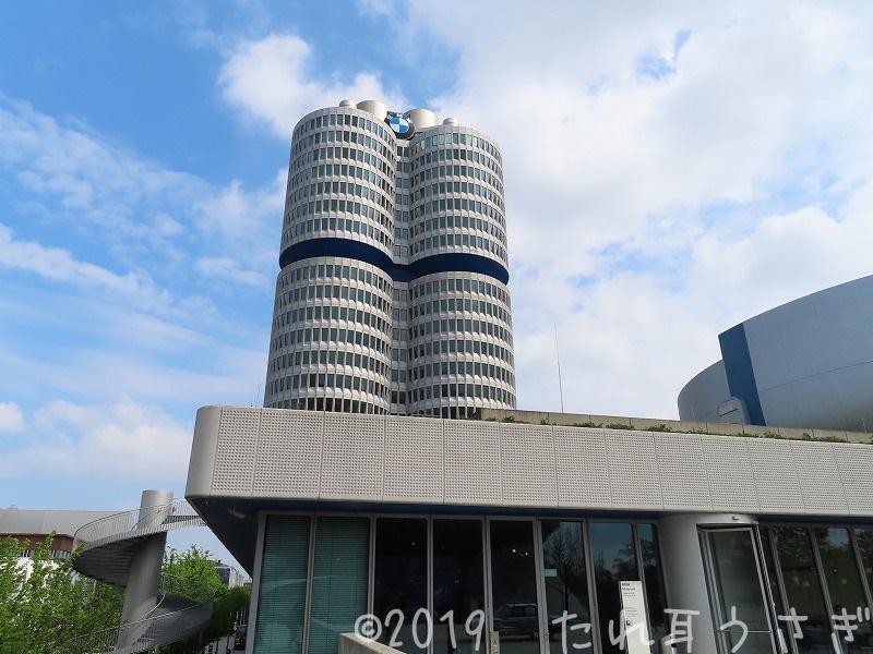 BMW博物館とBMW Weltに行ってきたのでレビュー 入場料や休館日を紹介 ドイツ旅行㉝
