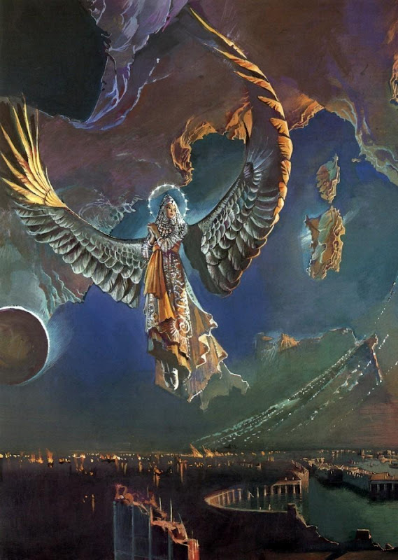 Angel Of Tomorrow, Angels 2