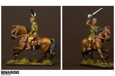 painted 20GEF010 officer