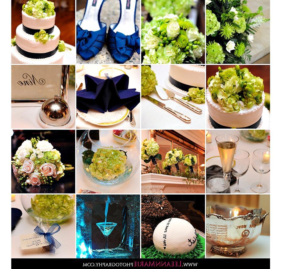 Green Wedding Ideas: Wedding Ideas: Blue And Green Wedding