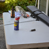 Gun Cleaning Time