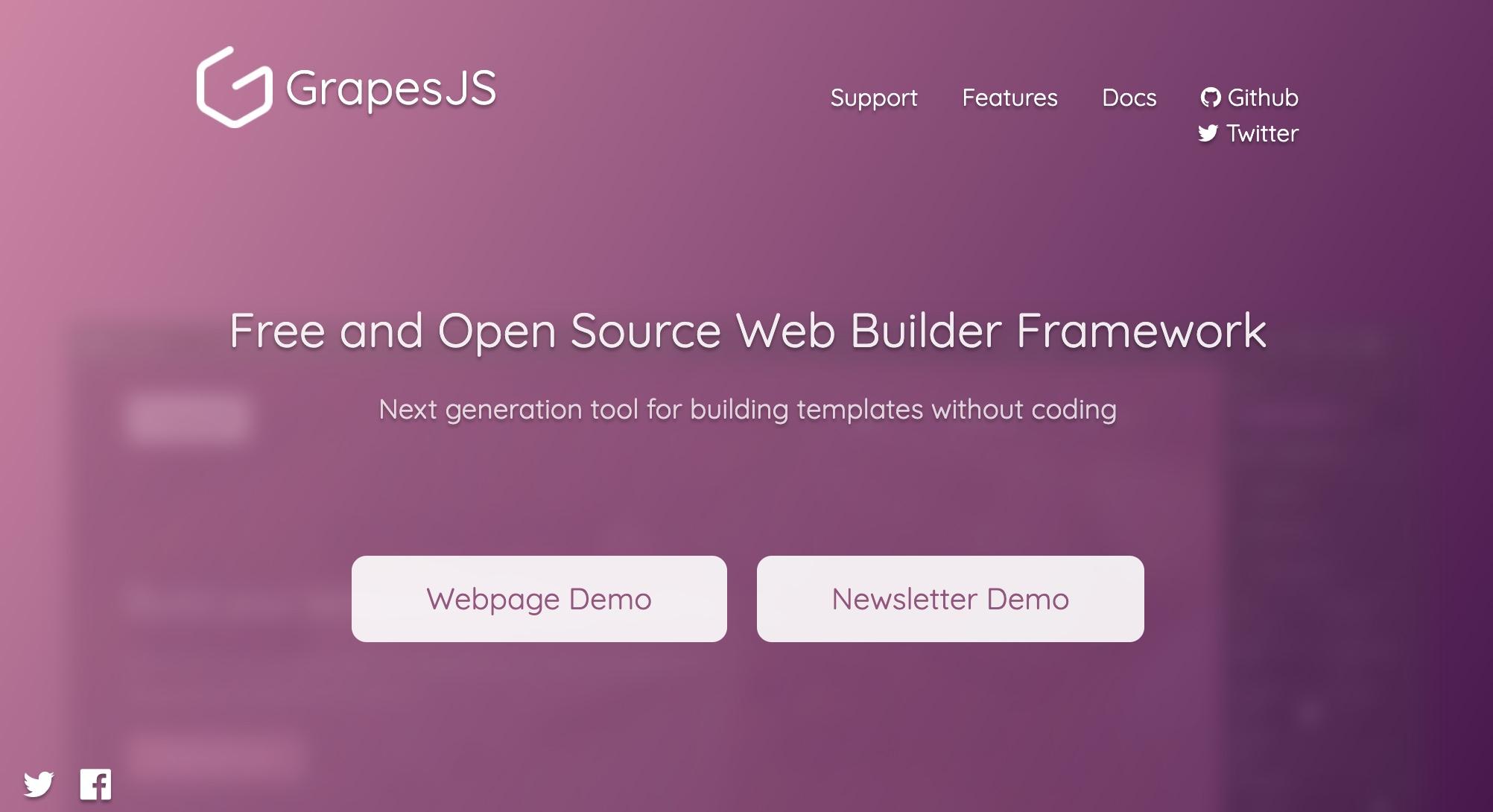 Cara install dan integrasi GrapesJS dengan Vue 2