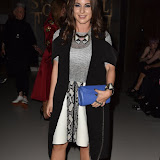 OIC - ENTSIMAGES.COM - Louise Thompson at the  LFW s/s 2016: Sorapol - catwalk show in London 19th September 2015 Photo Mobis Photos/OIC 0203 174 1069