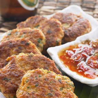 Thai Crab Cakes Recipe