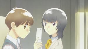 Wandering Son, Episode 1, Shuichi Nitori, Anna Suehiro