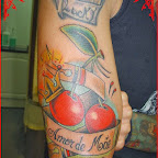 arm cherry amor de mae - tattoos ideas