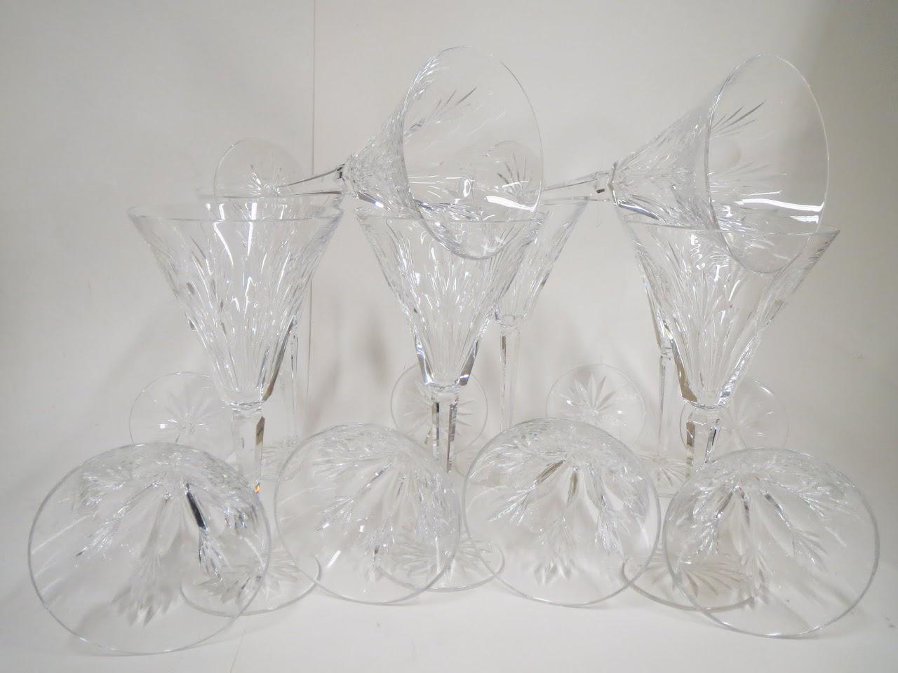 Waterford Crystal Ashleigh Stemware Set of 12