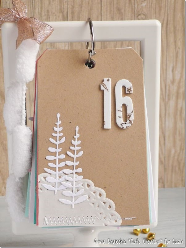 Christmas Countdown-Sizzix-big shot-diecutting-ikea frame-tag-scrapbooking (8)