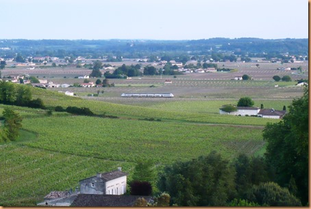 St Emilion views8