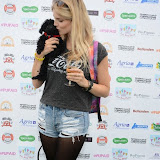 WWW.ENTSIMAGES.COM -     Ashley James   at        Pup Aid at Primrose Hill, London September 6th 2014Puppy Parade and fun dog show to raise awareness of the UK's cruel puppy farming trade. Pup Aid, the anti-puppy farming campaign started by TV Vet Marc Abraham, are calling on all animal lovers to contact their MP to support the debate on the sale of puppies and kittens in pet shops. Puppies & Celebrities Return To Fun Dog Show Fighting Cruel Puppy Farming Industry.                                              Photo Mobis Photos/OIC 0203 174 1069