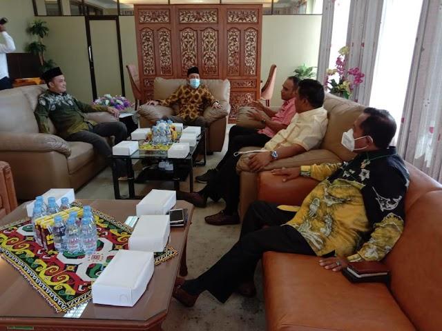 Studi Banding ke Tenggarong, DPRD Kotabaru Gali Program Kotaku