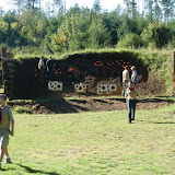 Its fun to hit the clay targets