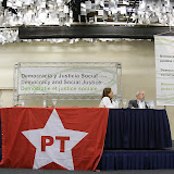 Seminário da Aliança Progressista em São Paulo