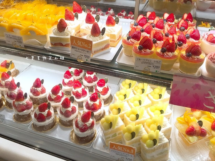 2 新宿高野 TAKANO 東京池袋西武百貨 水果蛋糕 草莓蛋糕