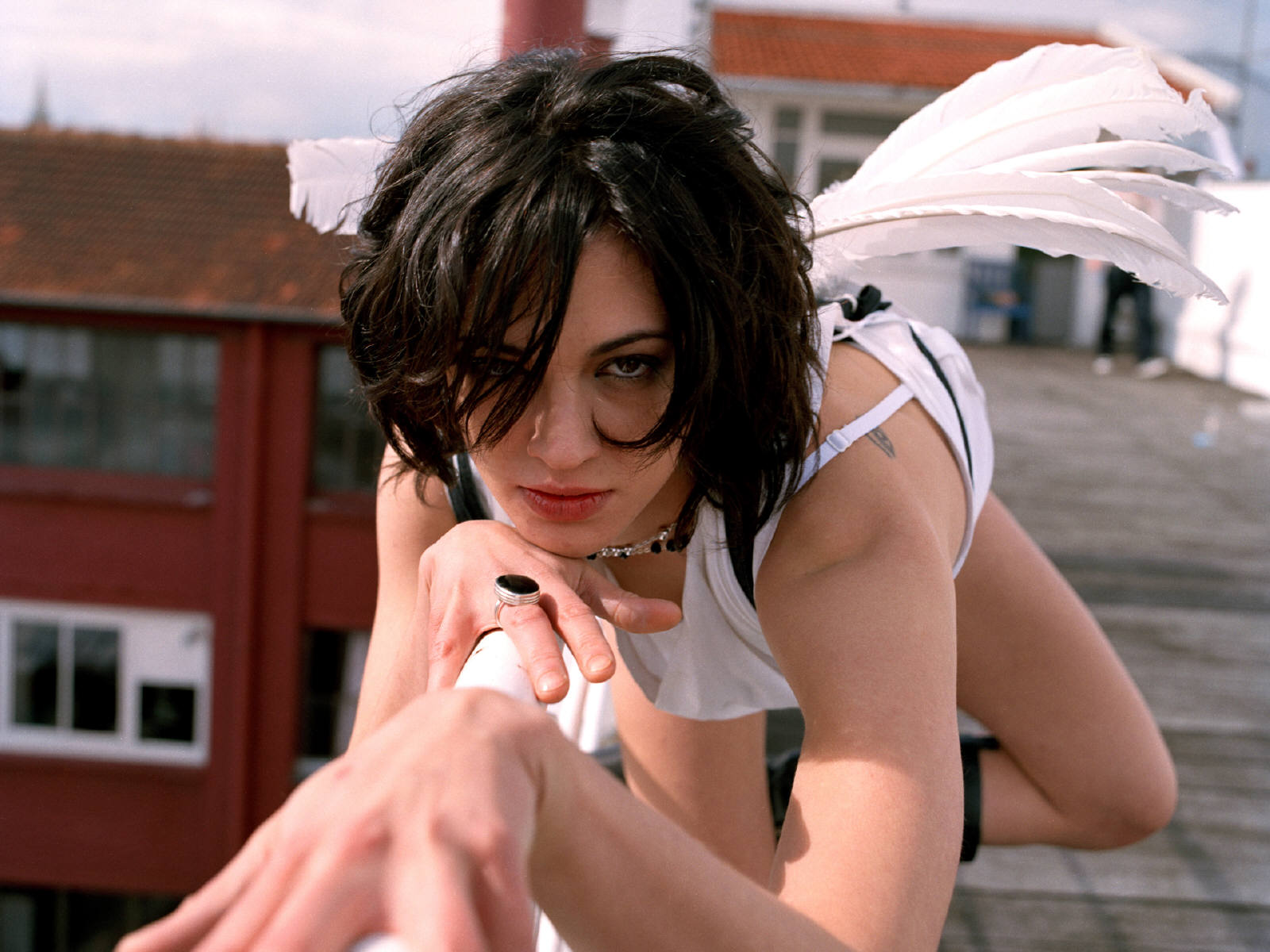 Sexy Asia Argento nudes (39 photo), Topless, Hot, Feet, swimsuit 2006
