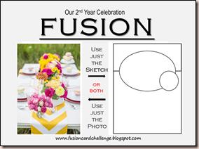 2nd Year Anniversary fusion