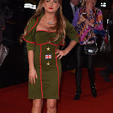 OIC - ENTSIMAGES.COM - Zara Holland at the  Dad's Army - UK film premiere in London 26th January 2015 Photo Mobis Photos/OIC 0203 174 1069