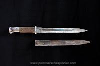 Bayonet S84/98 neuer art