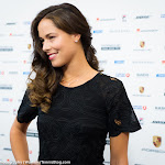 STUTTGART, GERMANY - APRIL 18 : Ana Ivanovic at the 2016 Porsche Tennis Grand Prix players party