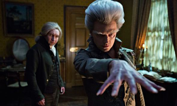 Jonathan Strange & Mr Norrell (BBC1, 2015)