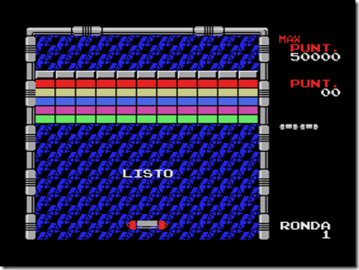 Arkanoid (spanish translation by locomosxca)1.1.rom 0002