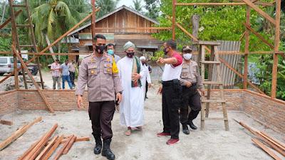 Putu Yudha Prawira Lakukan Silaturrahmi Kepada Tokoh Agama dan Masyarakat Kota Tanjung Balai