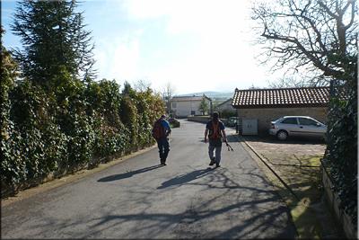 De vuelta en Otogoien, fin de la circular