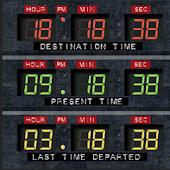 Squared Time Machine