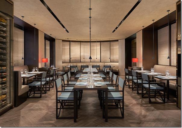 Emporio Armani_ristorante_vista