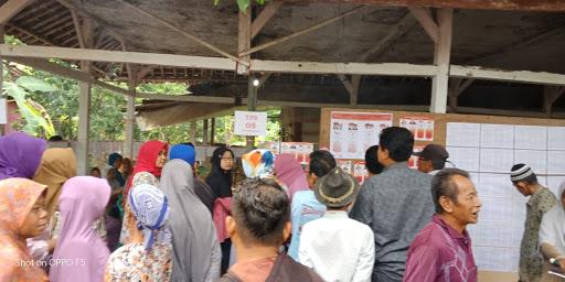 Inilah Suasana Pemilihan di Pilgub Jabar 2018 di Karawang