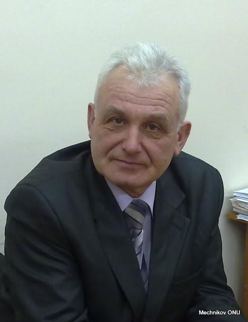 Завідувач доктор соціологічних наук,  професор Онищук Віталій Михайлович