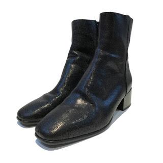 Rag & Bone Black Leather Ankle Boots