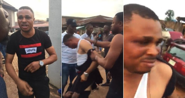 Married Man Was Caught Sleeping With a Married Woman in Edo State (Photos)