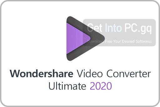 Wondershare Video Converter Ultimate 2020