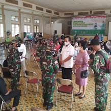 Gerakan Kemanusiaan Republik Indonesia Gelar Vaksinasi Covid-19 Massal Di Yogyakarta