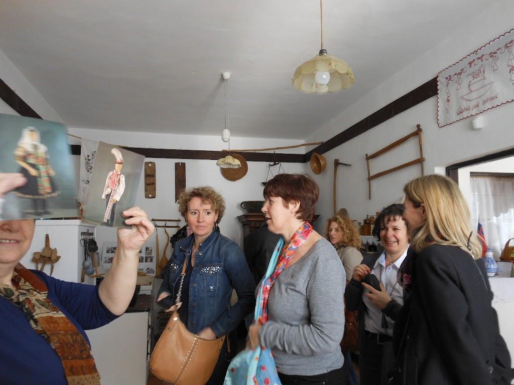 Alenka Kadlečíková previedla hostí po izbičke