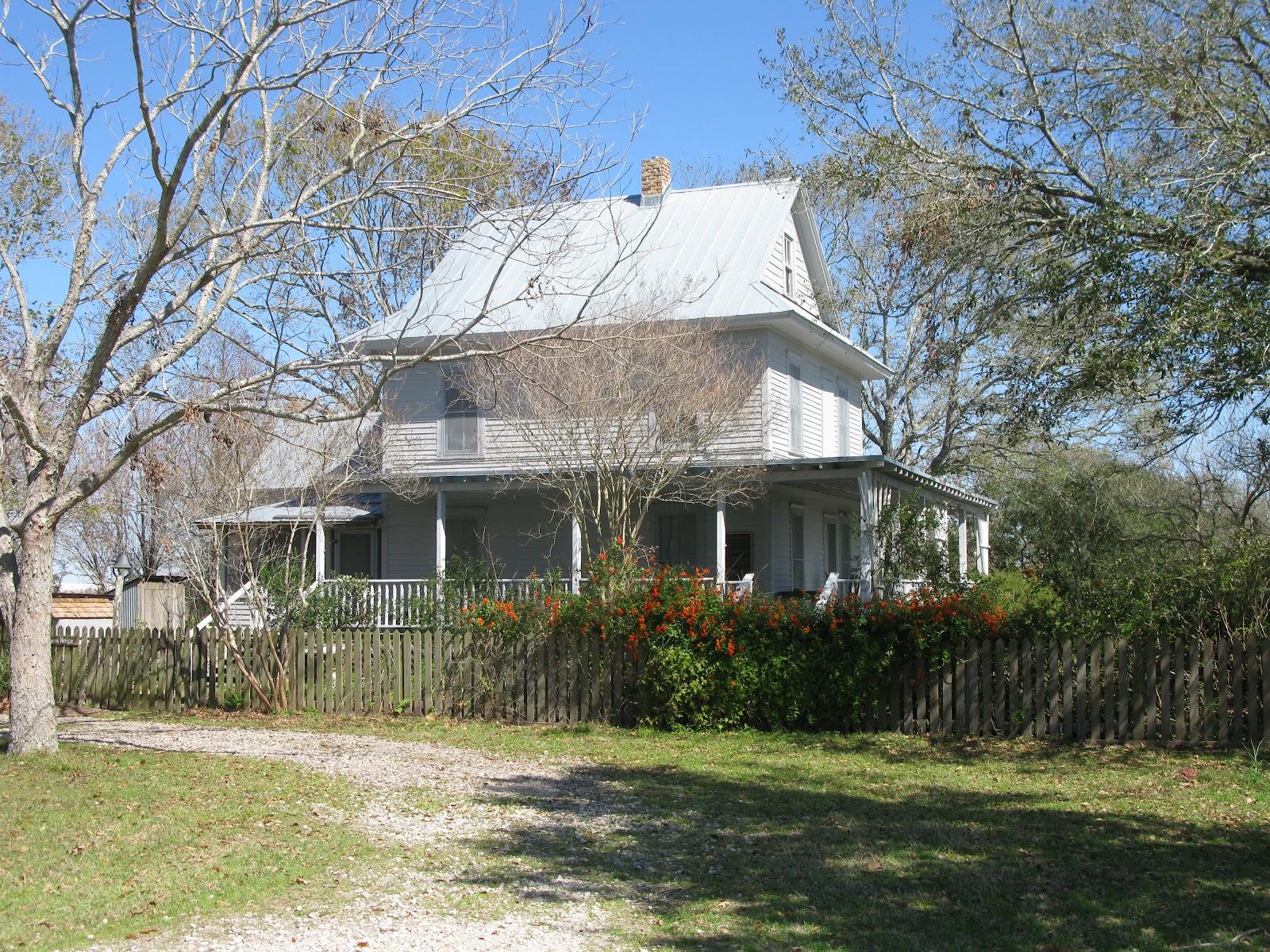 The Martyn Farmhouse