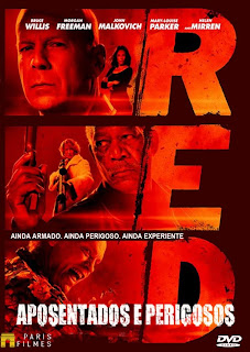 Download RED Aposentados e Perigosos DVDRip Dual Audio