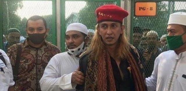 Simpatisan Geruduk Lapas Gunung Sindur, Habib Bahar Bin Smith Dipindahkan Ke Nusakambangan
