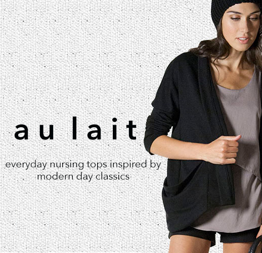 Au Lait Shop - Nursing Wear
