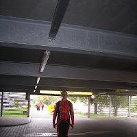 esther veldman in parkeergarage.JPG
