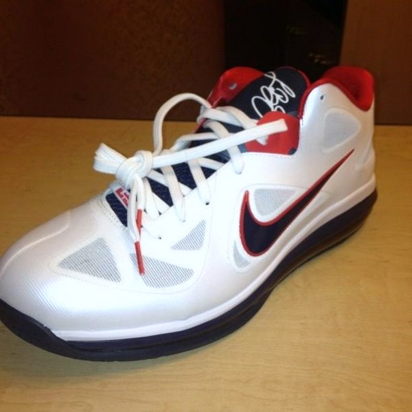 Special Nike Gear for 2012 LeBron James Skills Academy in Vegas