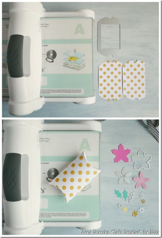 diy-tutorial-christmas-Box-Pillow-Poinsettias-Jen Long-die-sizzix-big shot-by AnnaDrai cafecreativo
