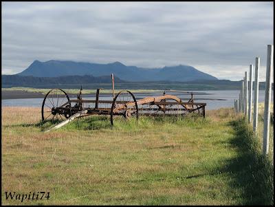 Un tour  d'Islande, au pays du feu... et des eaux. 25-Osar