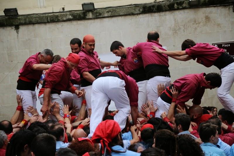Actuació 20è Aniversari Castellers de Lleida Paeria 11-04-15 - IMG_8943.jpg