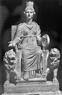 The Great Earth Mother Cybele, Gods And Goddesses 7