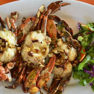 Grilled Crab Meat Recipes